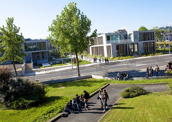 vue du campus