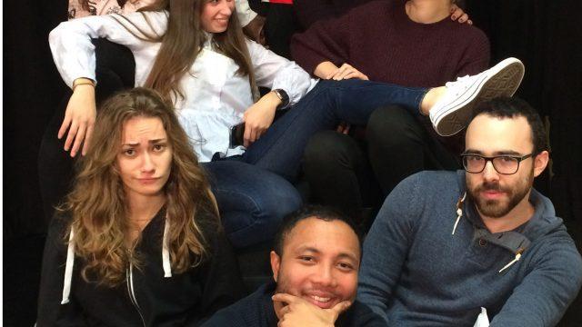 Les 10 apprentis comédiens du Campus