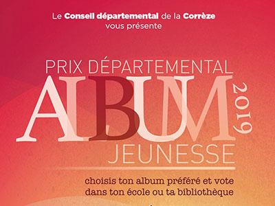 Prix départemental de l'album jeunesse
