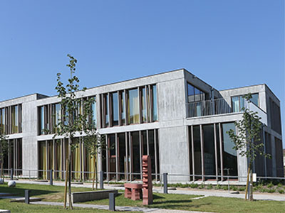 Bibliothèque du Campus