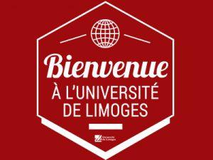 Bienvenue à l'Université de Limoges