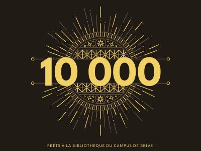 10 000e prêt à la Bibliothèque