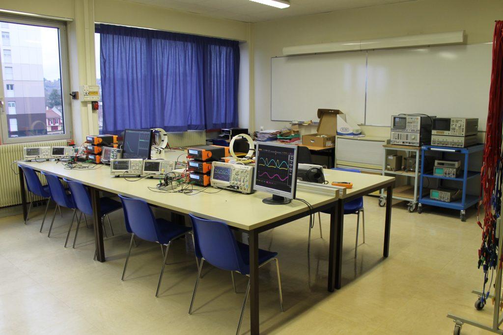 salle ELectro technique